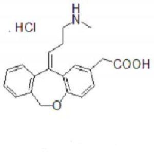 Olopatadine N-Desmethyl Impurity