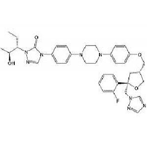 Posaconazole 4-Desfluoro Impurity