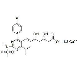 Rosuvastatin (3R,5R)-Isomer Calcium