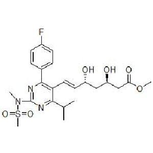 Rosuvastatin (3R,5R)-Isomer Methyl Ester