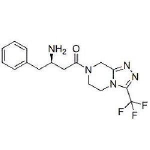 Sitagliptin Desfluorobenzene Analog