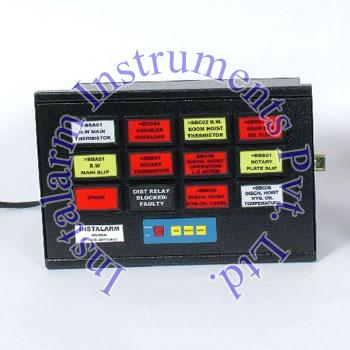 PC Based Alarm Annunciator