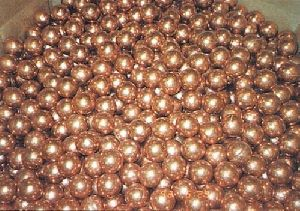 PHOSPHORISED COPPER BALLS