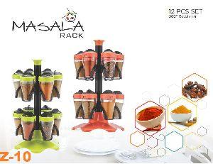 12 Piece Revolving Spice Rack