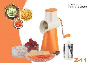 6 in 1 Rotary Grater