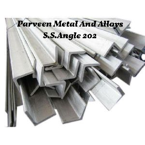 202 Stainless Steel Angles