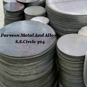 304 Stainless Steel Circles