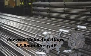 430 Stainless Steel Round Bars