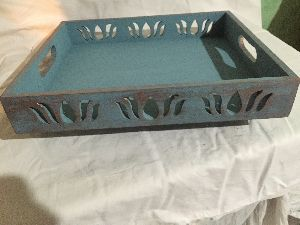 Wooden Serving Trays 12