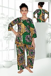 african print kids garments