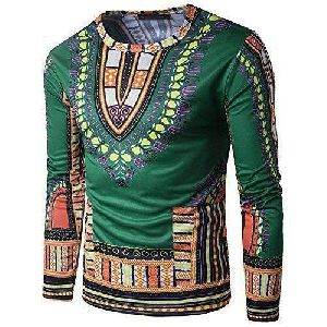 African print Ladies Tops