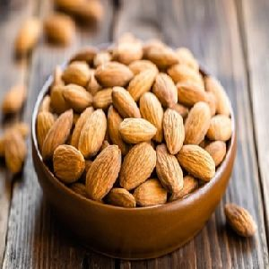 Organic California Almonds