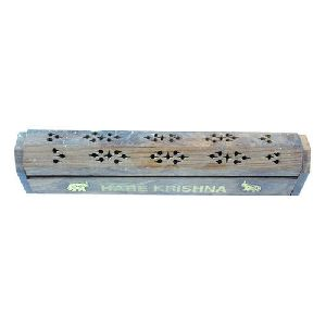 Wooden Incense Holder 01
