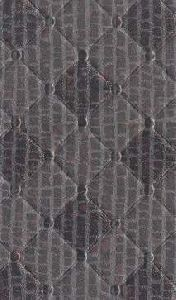 Buttoned Leather Decorative Laminates
