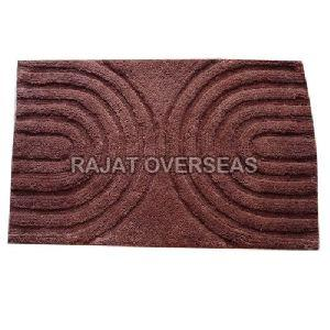 Brown Bath Mat