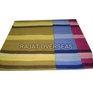 Fancy Striped Floor Rugs