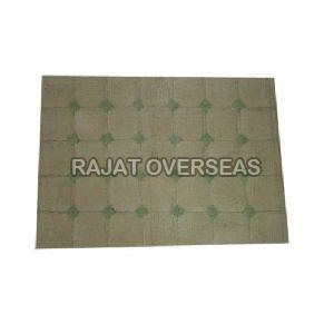Rectangle Cotton Bath Mat