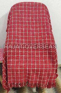 Woven Bed Cover and Throws