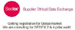 Sedex Ethical Audit Certification Consultancy