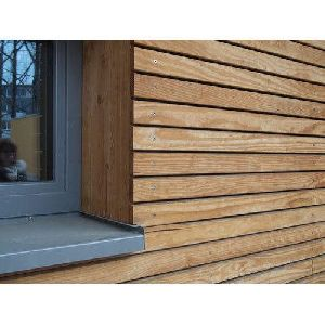 Exterior Cladding Wooden Plank