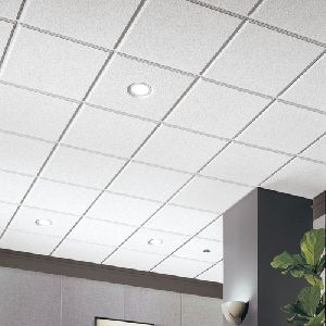 Glass Fiber Ceiling Tiles