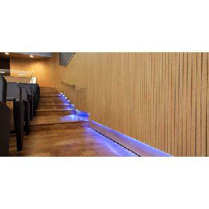 Groove Wooden Slats