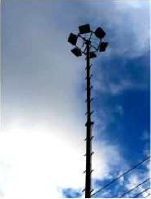 Electric High Mast Pole