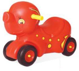 Jumbo Pull-N-Scoot Toy