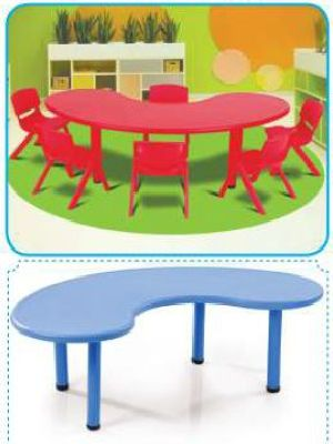 Front Round Table (Without Chair)