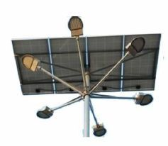 Solar High Mast LED Light