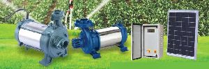 Solar Open Well Pumps