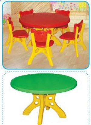 Circular Table (Without Chair)