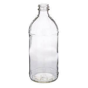 Clear PET Bottle