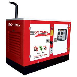 Eicher Silent Diesel Generator