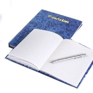 Hard Binding Notebook