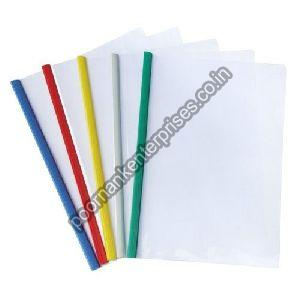 Plastic Sliding Bar Files