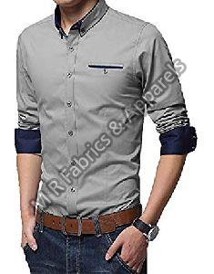 Mens Casual Cotton Shirts