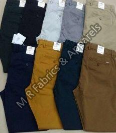 Mens Cotton Trousers