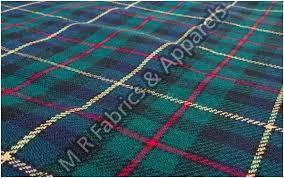 Twill Woven Fabric