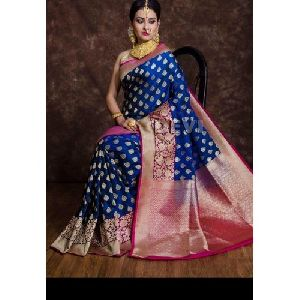 Banarasi Festive Wear Silk Saree