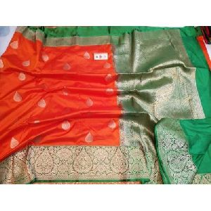 Banarasi Wedding Silk Saree