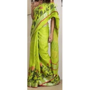 Cotton Casual Wear Saree