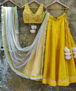 Exclusive Designer Hand Work Lehenga Choli