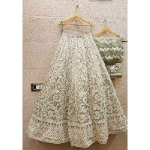 Georgette Party Wear Lehenga Choli