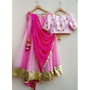Ladies Georgette Chaniya Choli