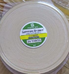 German Brown Tape