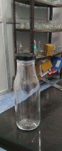 100ml Glass Milk Bottle
