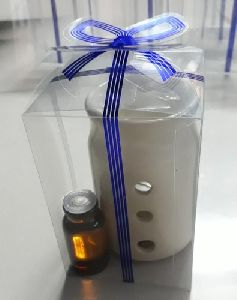 Ceramic Aroma Diffuser Gift Set