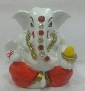 Decorative Marble Ganesh Statues
