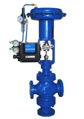 Three Way Control Valve